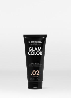 Glam Color Hair Mask .02 Caramel