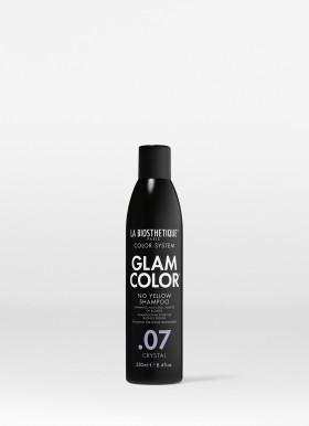 Glam Color No Yellow Shampoo .07 Crystal
