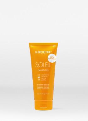 Emulsion Solaire SPF 25